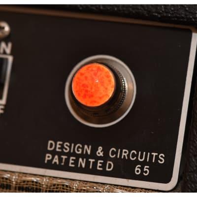 Invisible Sound Guitar amplifier Jewel Lamp Indicator amp jewel.  Model 4660.  For pilot light