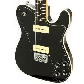 Fender FSR '72 Telecaster Custom P90 Black 2012