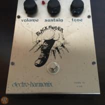 Electro-Harmonix Black Finger Compressor 1970s Metal image