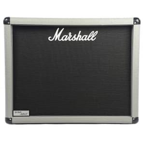 "Marshall 2536 Silver Jubilee 50th Anniversary Reissue 140-Watt 2x12"" Guitar Speaker Cabinet"