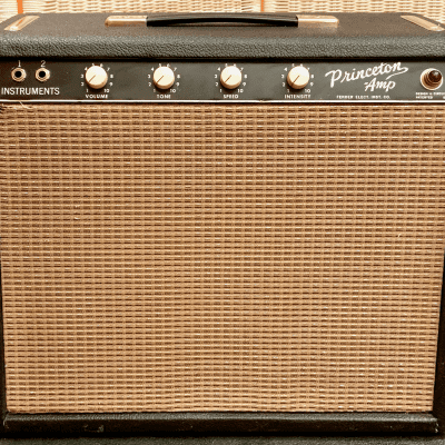 Fender Princeton 1964 6G2 Blackface - NOS tubes - s/n P08839 for sale