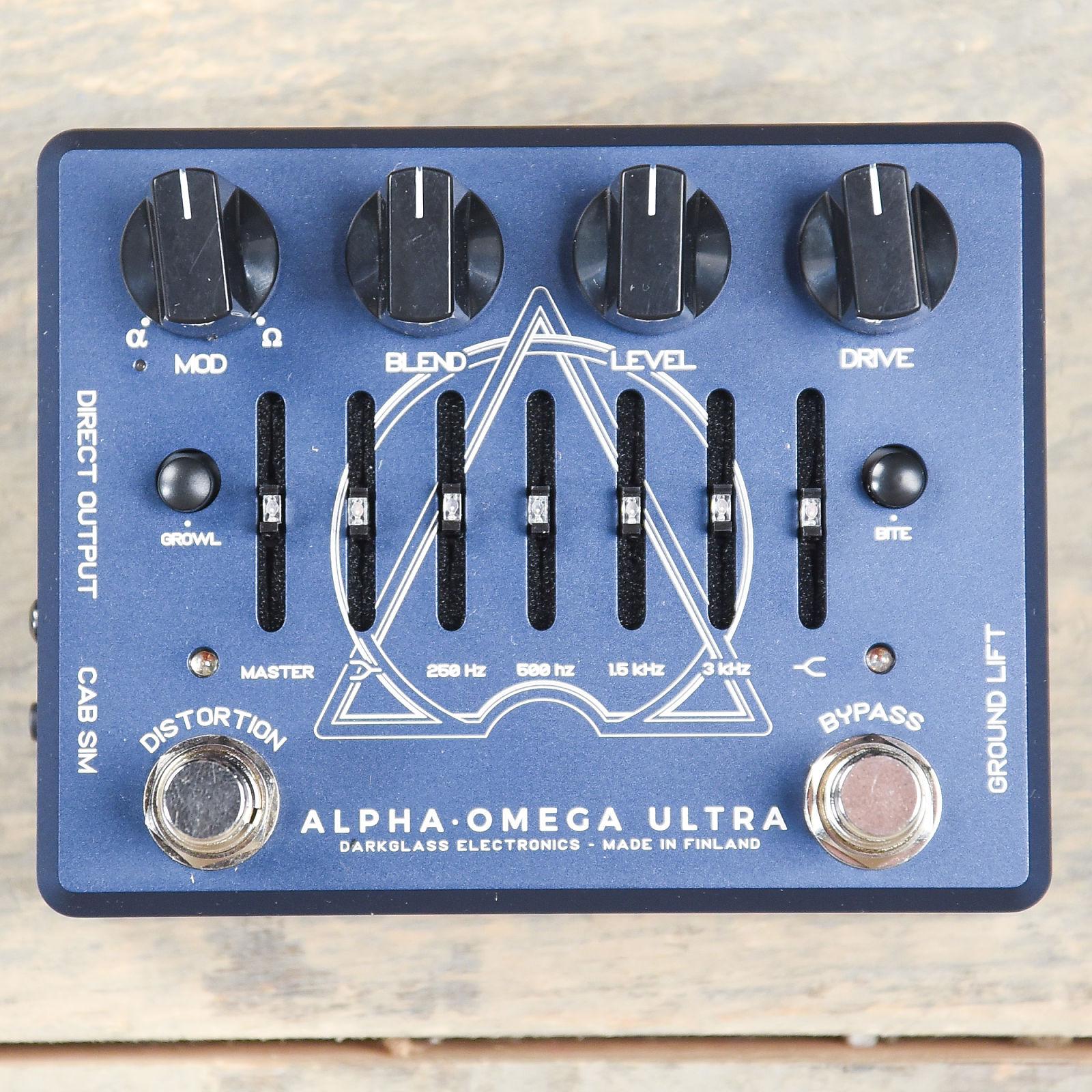 Darkglass Alpha Omega Ultra USED