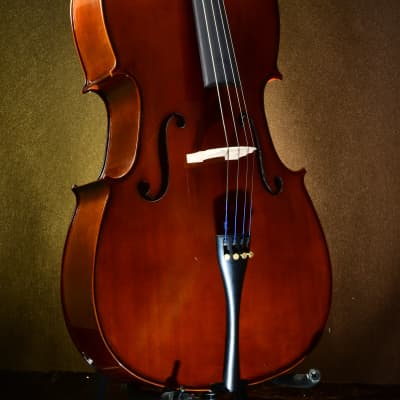 Cremona SC-100 Premier Student Cello Full Size Free Shipping for sale