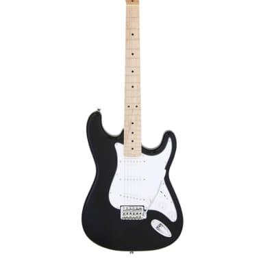 Aria Pro Ii Electric Gtr Black - Maple Fingerboard STG-003-M/BK for sale