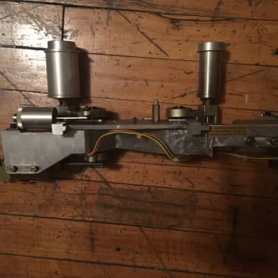 """Studer 2"""" Pinch Roller Assembly"""