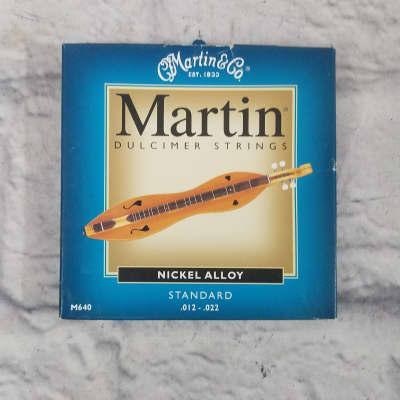 Martin M640 Dulcimer Nickel Alloy Standard Strings