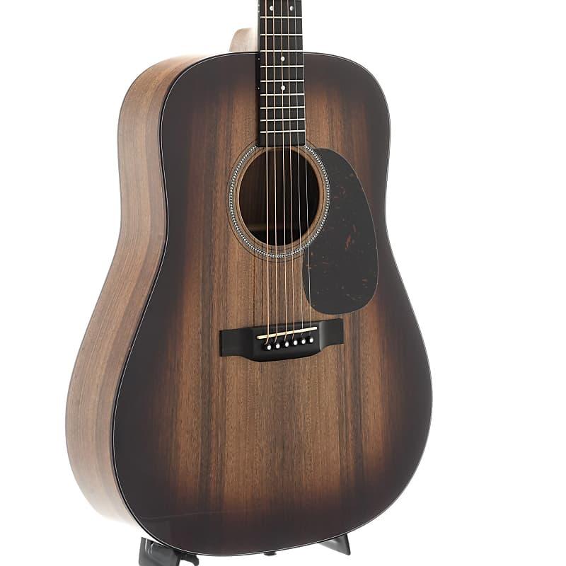 martin d 16e burst ovangkol thin body guitar gigbag reverb. Black Bedroom Furniture Sets. Home Design Ideas