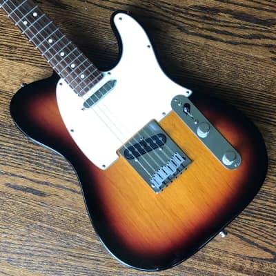 Fender American Standard Telecaster 1999 Sunburst w/ Fender HSC for sale