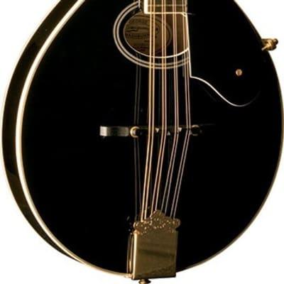 Washburn Americana M1SD A-Style Mandolin - Black for sale