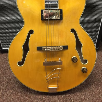 Ibanez PM2 Pat Metheny Signature with hard shell case, Free Shipping