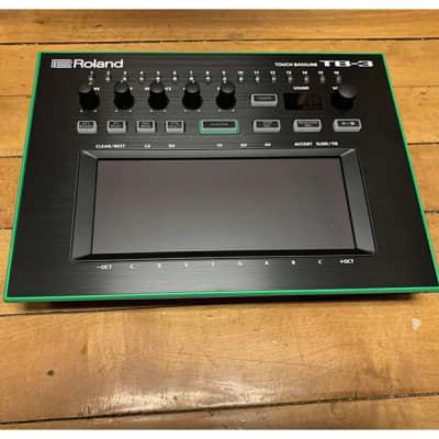 Roland AIRA TB-3 Touch Bassline Synthesizer - return