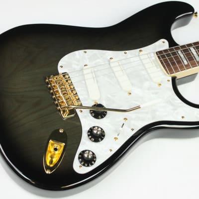 1996 Fender Japan The Ventures Ltd Ed 50th Anniv Stratocaster w/HSC MIJ #ISS5357 for sale