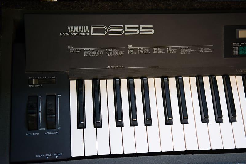 Electric Piano Vs Midi Keyboard : yamaha ds55 synthesizer 61 key electric piano keyboard reverb ~ Hamham.info Haus und Dekorationen