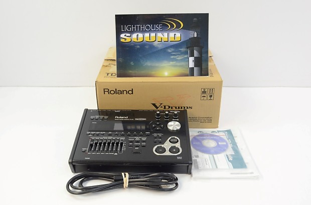 Roland TD-30 V-Drums Sound Module In Box | Lighthouse Sound