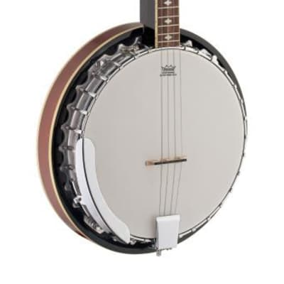 STAGG 4-string Bluegrass Banjo Deluxe with metal pot BJM30 4DL for sale