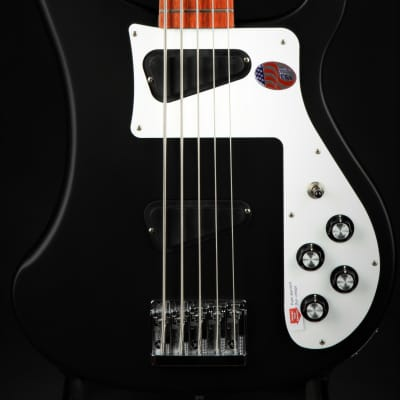 Rickenbacker 4003S/5 - Matte Black for sale