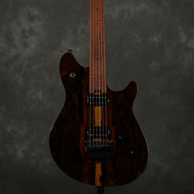 EVH Wolfgang WG Standard Xotic Ziricote - Baked Maple - Natural - ICE1900863 for sale