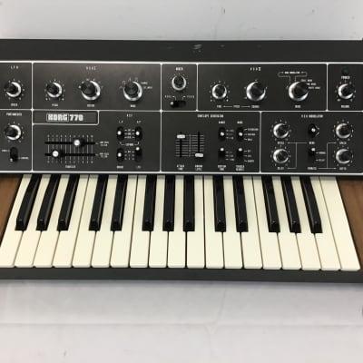 Korg 770 Analog Synthesizer