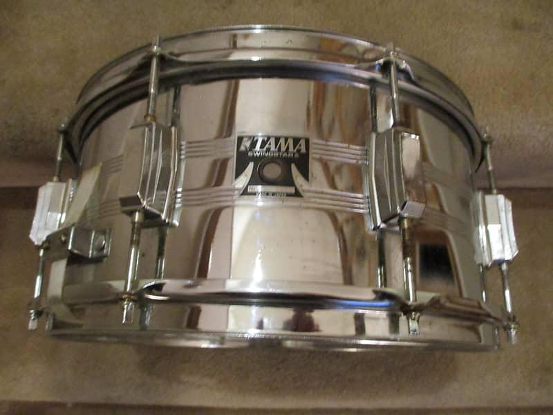 tama vintage swingstar 14 x 6 5 snare drum made in japan reverb. Black Bedroom Furniture Sets. Home Design Ideas