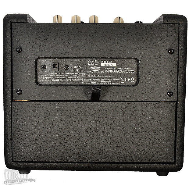vox mini 3 g2 modeling battery powered combo black reverb. Black Bedroom Furniture Sets. Home Design Ideas