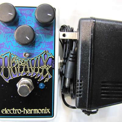 Used Electro-Harmonix EHX Octavix Octave Fuzz Guitar Effects Pedal!