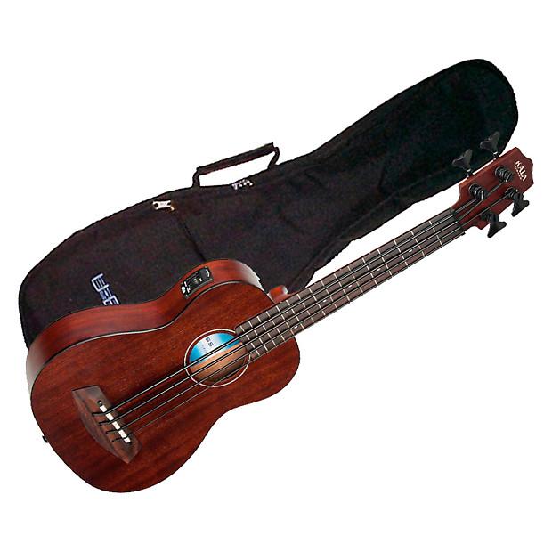 kala rumbler u bass acoustic electric fretted ukulele bass reverb. Black Bedroom Furniture Sets. Home Design Ideas