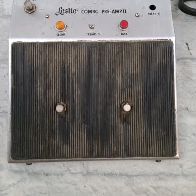 Leslie Preamp Combo 2 II Foot Controller for sale