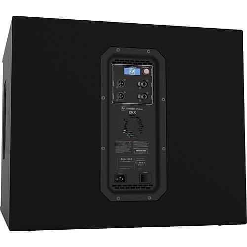 electro voice ekx 18sp 18 powered subwoofer samson reverb. Black Bedroom Furniture Sets. Home Design Ideas