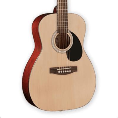 Jay Turser JJ43-N JJ-43 Series Mahogany Neck 3/4 Size 6-String Acoustic Guitar