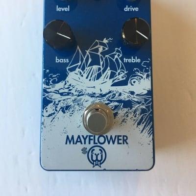 Walrus Audio Mayflower Overdrive Original True Bypass Guitar Effect Pedal