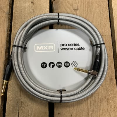 MXR DCIW12R Pro Series Woven Cable - 12'