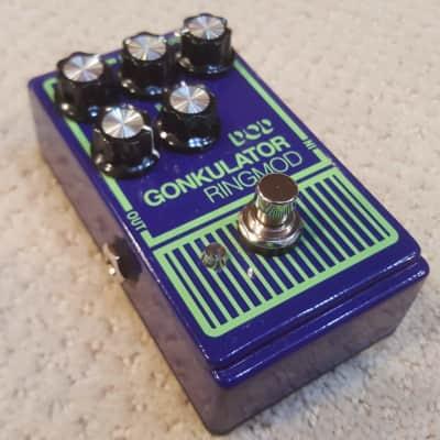 Mint DigiTech DOD Gonkulator Ring Modulator Distortion Guitar Effects Pedal Bass for sale