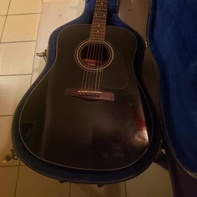 Fender DG-11 E Black black