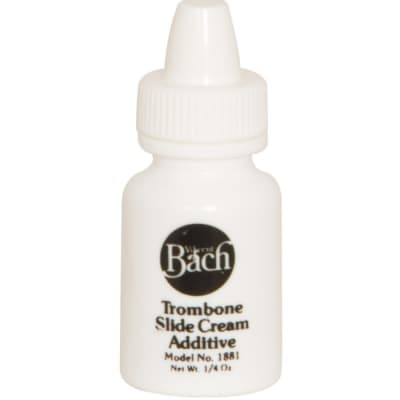 Bach Trombone Slide Cream Additive (Single Bottle)