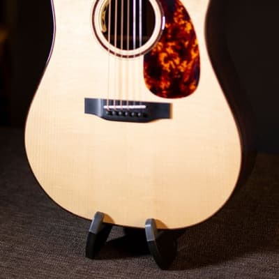 Bedell Limited Edition Dreadnought Cutaway Adirondack-Unique Brazilian for sale