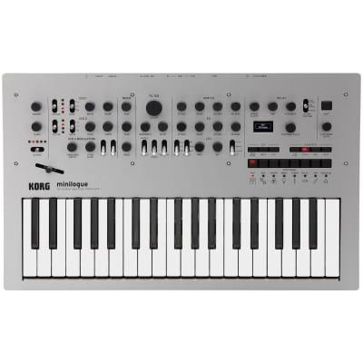 Korg Minilogue Analog Polyphonic Synthesizer