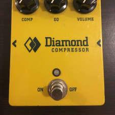 Diamond Pedal CPR-1 compressor 2012  Yellow
