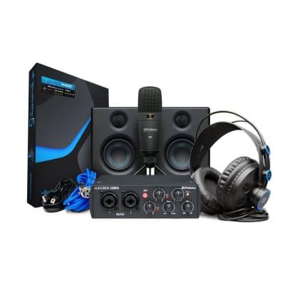 PreSonus AudioBox 96 Studio Recording Ultimate Bundle 25th Anniversary 2020