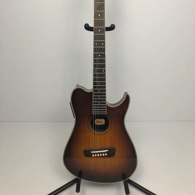 Fender 1980`s Santa Rosa 1989-90 * Super RARE* Predates Telecoustic and Acoustasonic Telecaster for sale