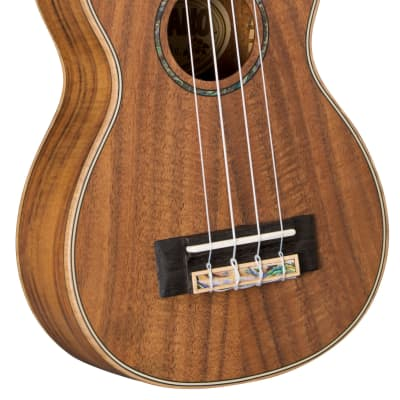 Hamano  U-450 Deluxe All Acacia Soprano Ukulele Outfit for sale