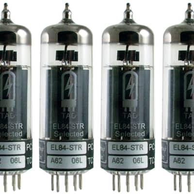 Tube Amp Doctor Power Tube, EL84, Matched Quad