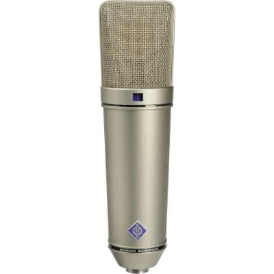 Neumann U 87 Ai Large Diaphragm Multipattern Condenser Microphone