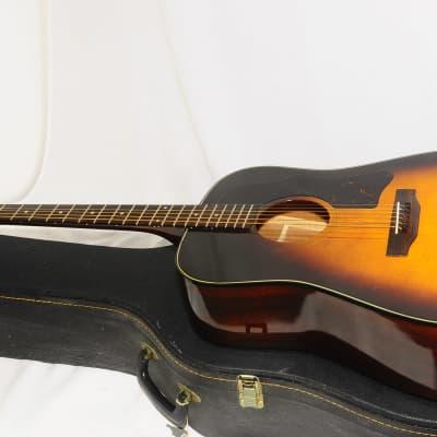 Excellent Fernandes Burny BJ-50 Vintage Acoustic Guitar RefNo 1852 for sale