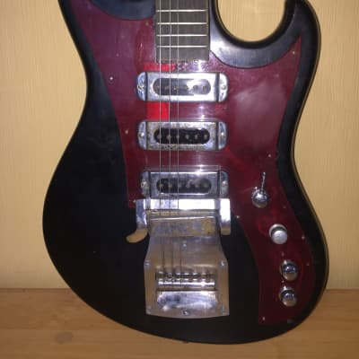 Musima Eterna  Electric Guitar Vintage GDR 1973 for sale