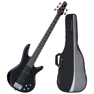 Ibanez GSR205 Soundgear Electric Bass Bundle