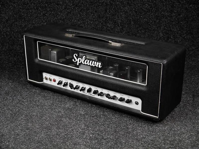 splawn nitro guitar tube amplifier guitar head 2nd hand reverb. Black Bedroom Furniture Sets. Home Design Ideas