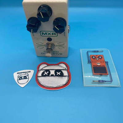 MXR Classic Overdrive | Fast Shipping!