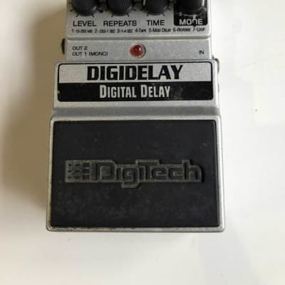 Digitech Digidelay effect pedal USED for sale