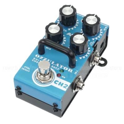 AMT Electronics Bricks Ozzulator CH-2  -  bass / guitar chorus effect