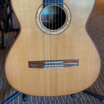 Sergei de Jonge  Chelsea Classical Guitar 2006 French Polish for sale